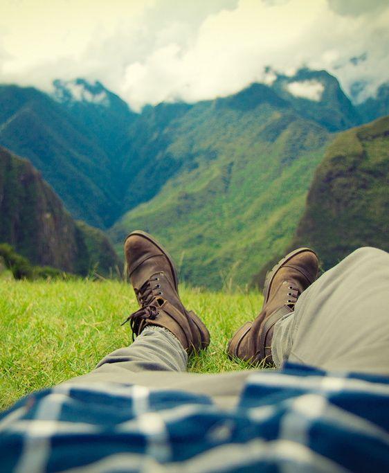 Preciso de alguns momentos com esta vista....
