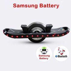 Hoverboard 1 roue monocycle électrique batterie samsung
