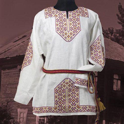русская рубаха-Russian shirt