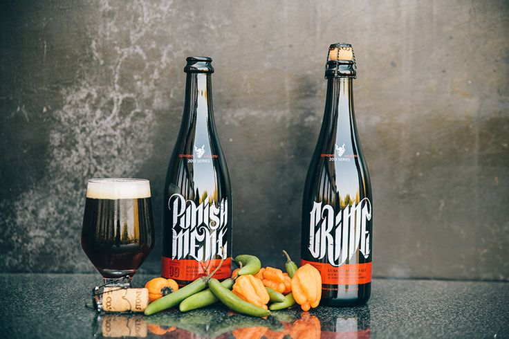 Stone Brewery's Crime and Punishment