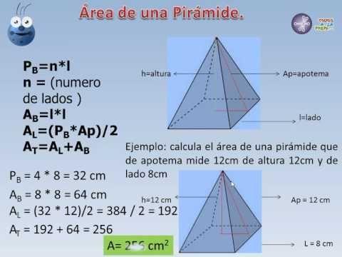 TEMA 9. Área de cuerpos geometricos - YouTube