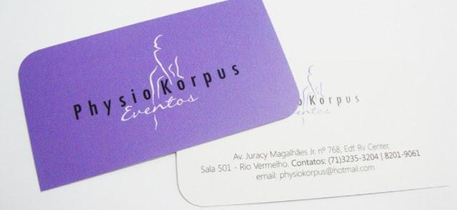 Business Card for PhysioKorpus