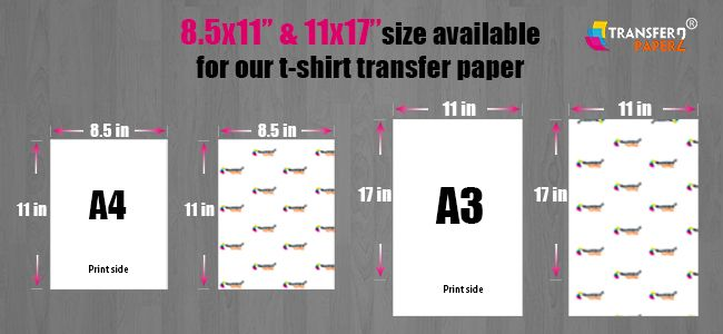Pin On T Shirt Transfer Paper