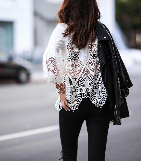 lace, lace, lace