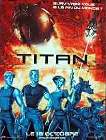 Titan A.E. (2000) - A young man learns that he has to find a hidden Earth ship before an enemy alien species does in order to secure the survival of humanity.  Directors: Don Bluth, Gary Goldman,  Writers: Hans Bauer (story), Randall McCormick (story),  Stars: Matt Damon, Drew Barrymore, Bill Pullman