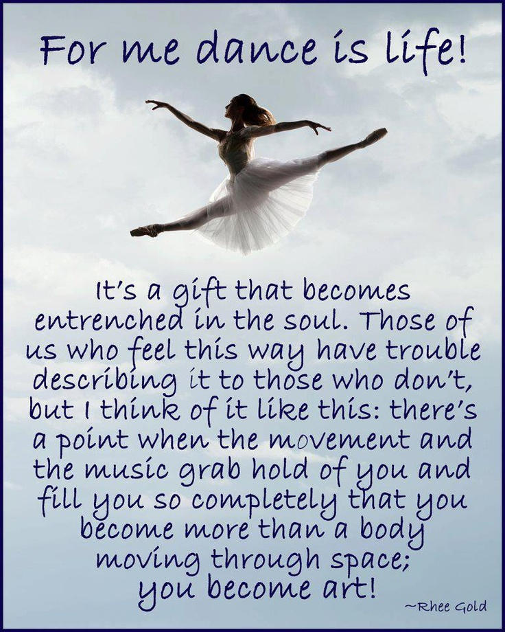 28 Best Images About Dance-teaching: Quotes On Pinterest