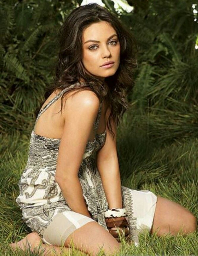 mila kunis feet | 1000+ images about Mila Kunis on Pinterest | To be, Beautiful and ...