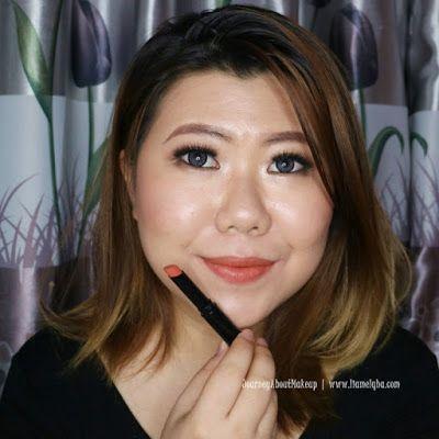 Odessa Matte Lipstick - 707 Cordovan #MatteLipstick