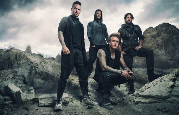 """I don't know how the f*** I'm going to do this.""—Papa Roach's Jacoby Shaddix gets the 'F.E.A.R.' - Alternative Press"