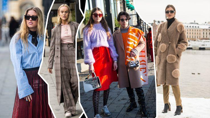 Das sind die coolsten Looks von der Stockholm Fashion Week