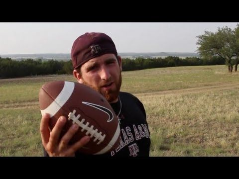 Epic Football Trick Shots | Dude Perfect