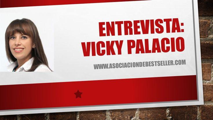 Vicky Palacio, Entrevista a Autora Libro Best Seller en Amazon Kindle *B...