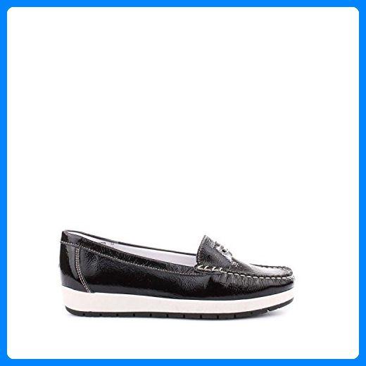 IGI&Co , Damen Mokassins schwarz schwarz - Slipper und mokassins für frauen (*Partner-Link)