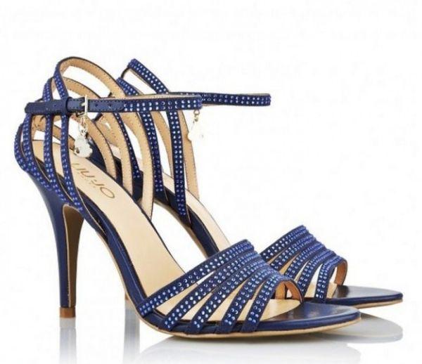 Sandali blu Liu Jo  #sandali #sandals #heels #tacchi #womanshoes #fashion #mood #trend #shoes2014 #scarpedonna #shoes #scarpe #calzature #moda #woman #fashion #springsummer #primaveraestate #moda2014 #springsummer2014 #primaveraestate2014 #blue #liujo