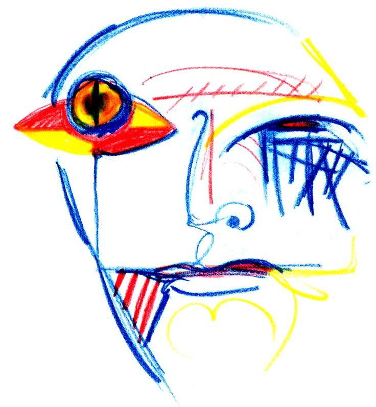 Sketch by Jeremiah Kauffman