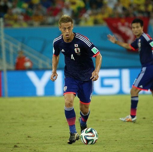 コロンビア人記者が見た日本代表|クロスを放り込むだけの単調な攻撃では、ギリシャ戦と同じ結果が待っているだけ(SOCCER DIGEST Web) - ブラジルワールドカップ特集 - スポーツナビ