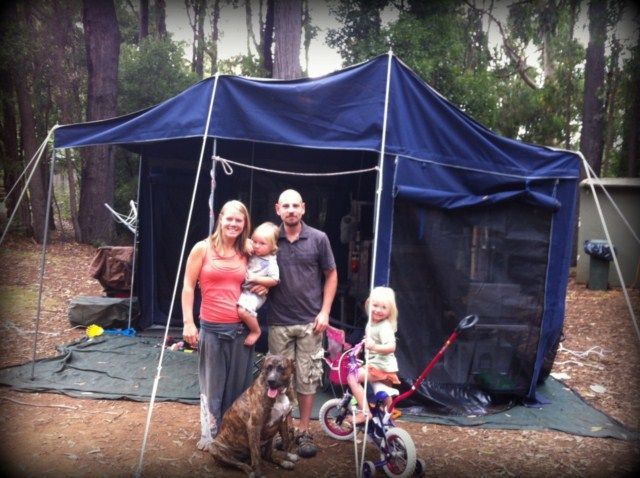 Freedom Family Travelling Australia