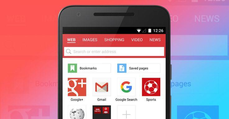 Opera Mini streamlines content searching, improves downloads - https://www.aivanet.com/2015/12/opera-mini-streamlines-content-searching-improves-downloads/