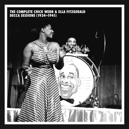 Mosaic Records - Chick Webb & Ella Fitzgerald Decca Sessions (1934 ...