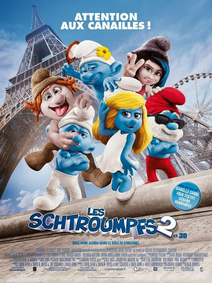 Télécharger Film Gratuit: Télécharger regarder Les Schtroumpfs 2 gratuit