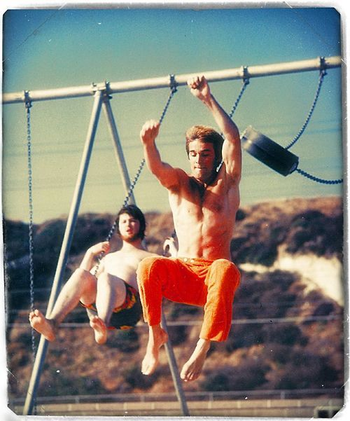 The Beach Boys: Brian and Dennis Wilson