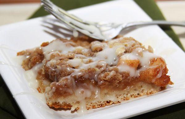 Apple Cinnamon Dessert Pizza | Favorite Recipes | Pinterest