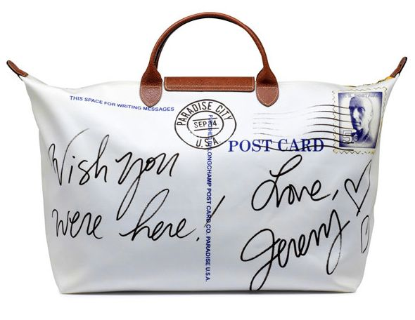 Longchamp Jeremy Scott Kaufen