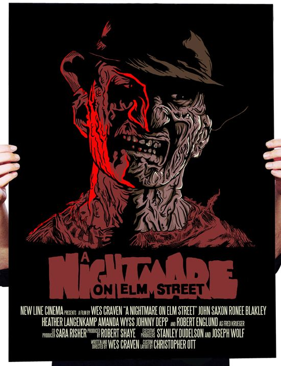 A Nightmare on Elm Street: Dream Warriors poster by ...