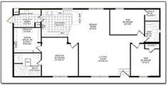 5ad723bf4b2e7d2804a5994b58f40c5a solitaire square feet solitaire homes doublewide floorplan dw 854b, 1400 square feet,Solitaire Homes Floor Plans