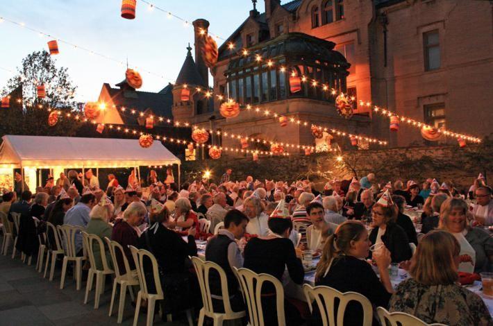 Crayfish Party in Stockholm, Sweden, 2013. Read more at: http://10travelspots.com/crayfish-party-in-stockholm-sweden-2013/