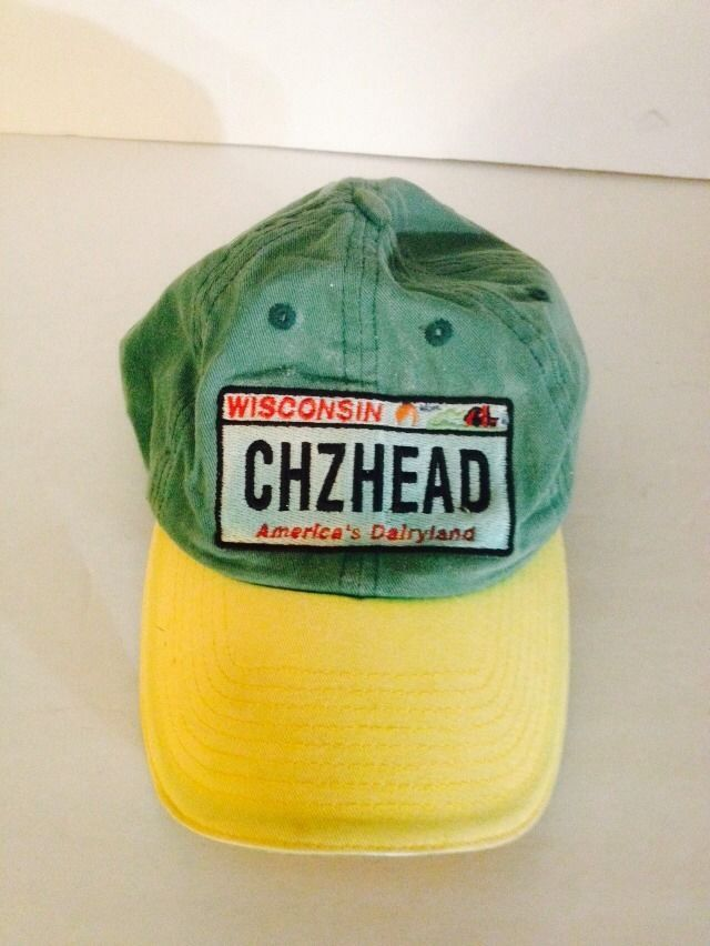 cheesehead hat wisconsin chzhead americas dairyland green bay packers fans   from $20.0