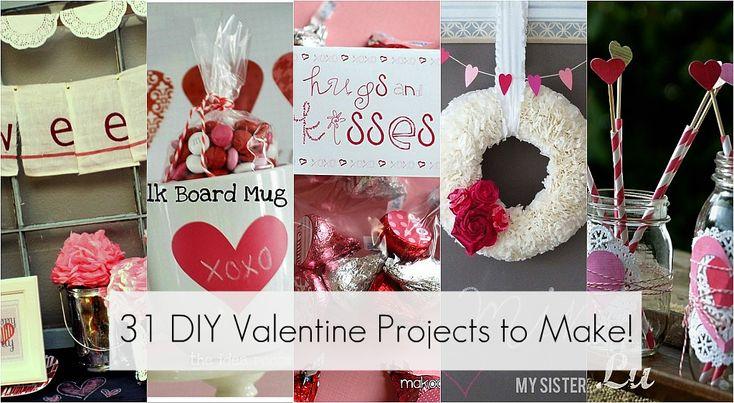 16 Top Fotos Ideen Für Diy Valentinstag Dekor