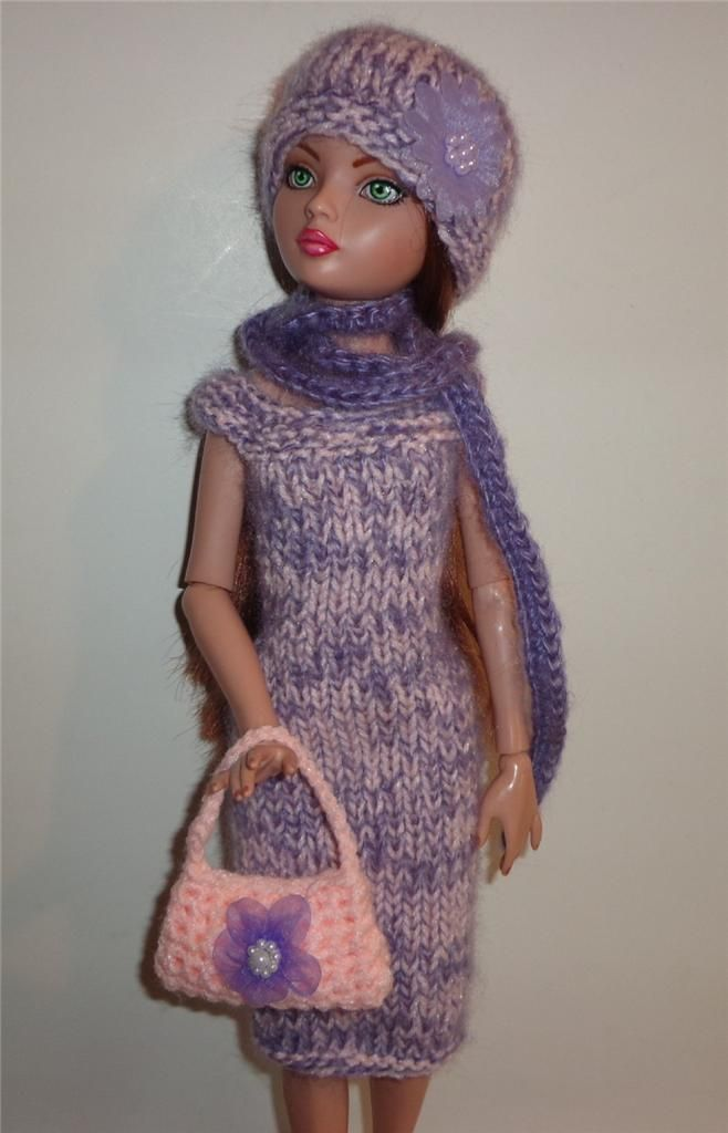 17 Best images about Knitting other Fashion Dolls on ...