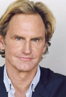 Jere Burns aka Anson. I watch the show and hate his face!