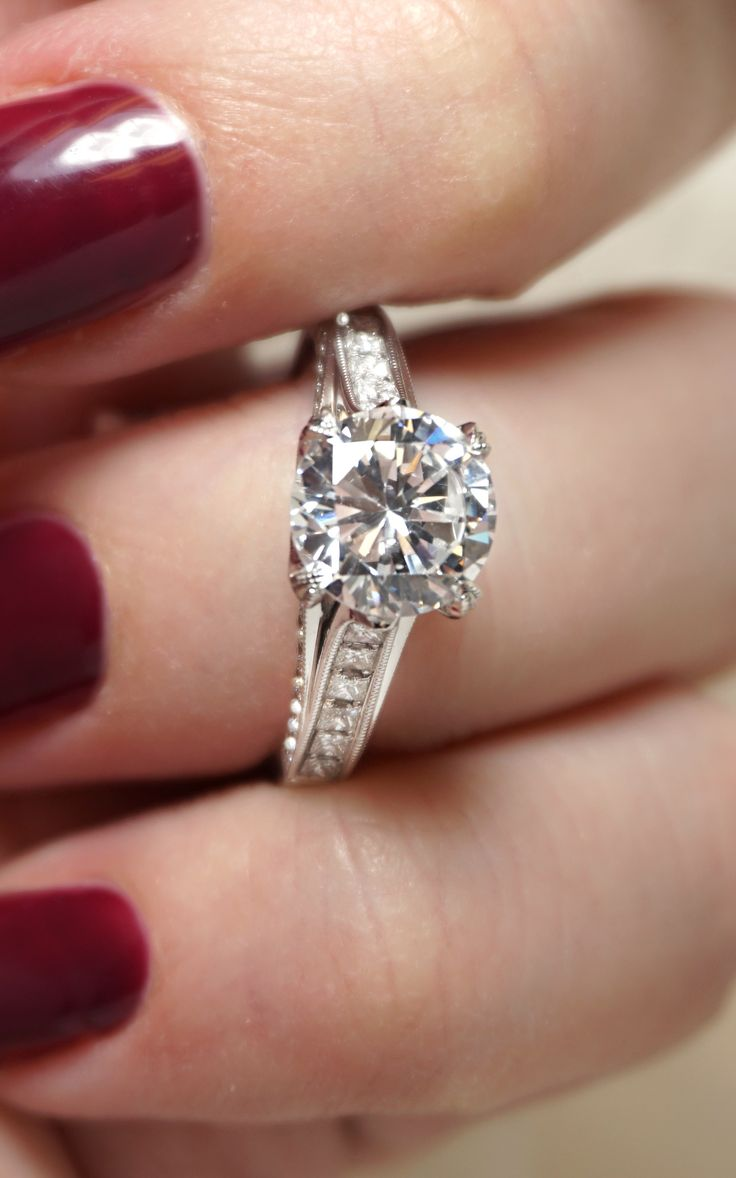 Find This Pin And More On Engagement Rings We Love Customize Or Design Your