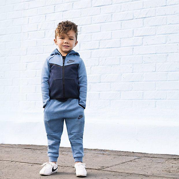 Nike Tech Fleece Two-Piece Toddler Set