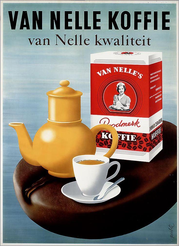Van Nelle koffie
