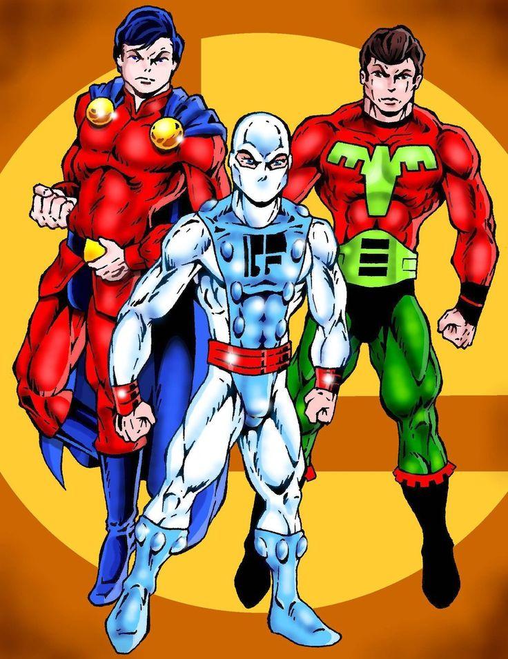 legion of superheroes porn