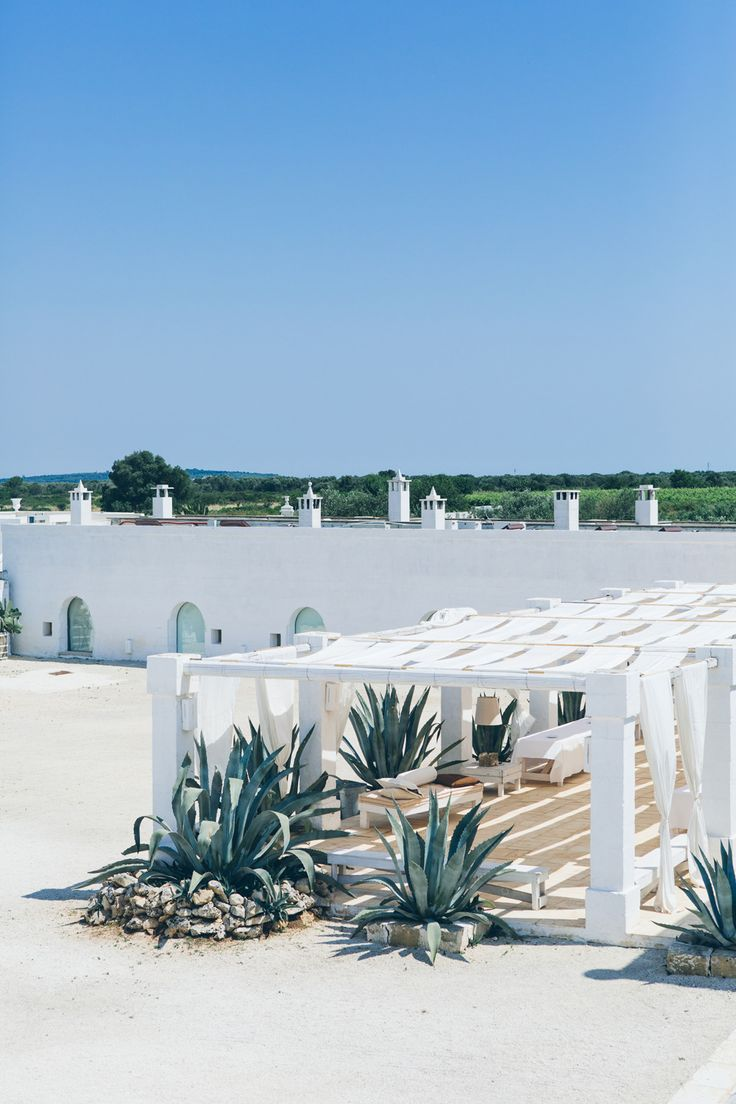 Masseria - wedding venue for a wedding in Apulia