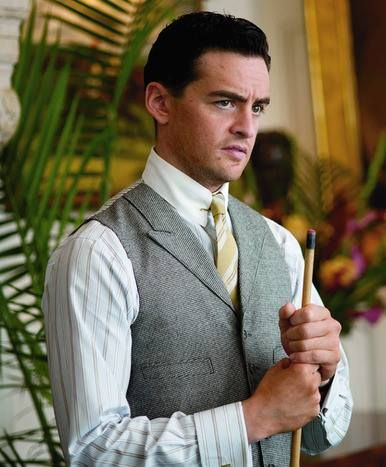 Vincent Piazza as  Lucky Luciano Boardwalk Empire...♥