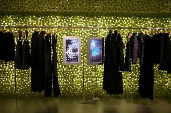 Magic Mirrors and Sponge wall, Prada LA