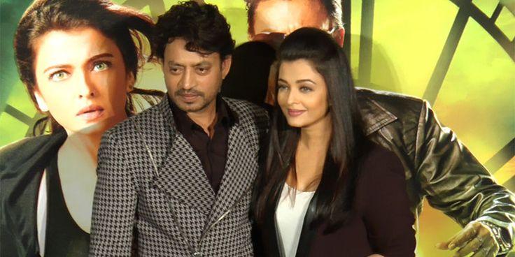Trailer launch Of Jazbaa With Aishwarya and Irrfan khan Pics - http://www.iluvcinema.in/hindi/trailer-launch-of-jazbaa-with-aishwarya-and-irrfan-khan-pics/