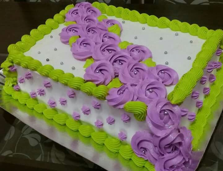 288 best Cakes - sheet cakes images on Pinterest