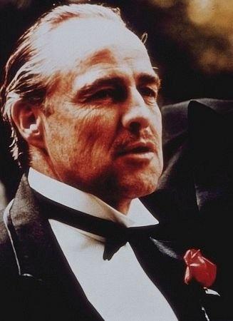 O Poderoso Chefão (1972)   Fotos com Marlon Brando
