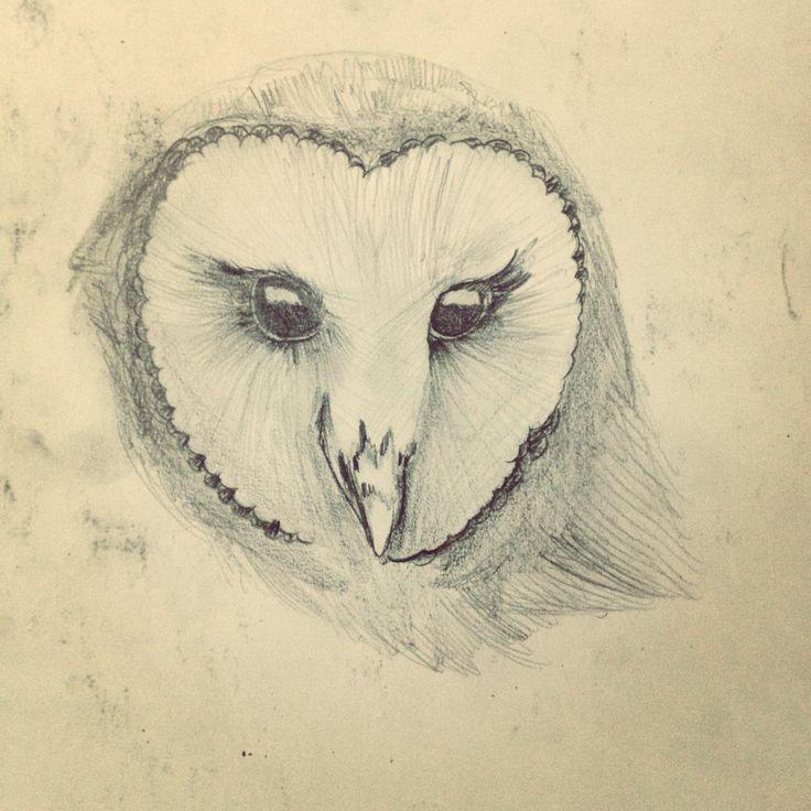 White owl!