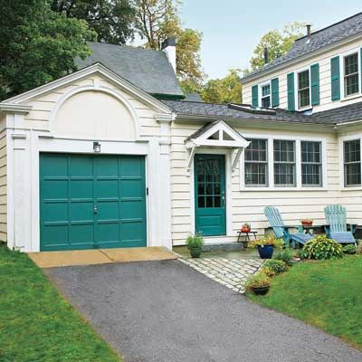 Fixing An Unfit Garage Dream Home Pinterest Garage Remodel