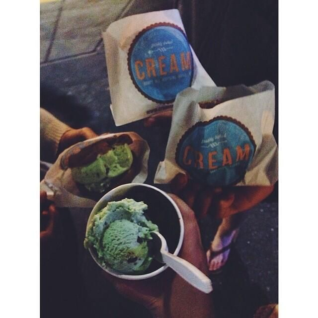 Freshman Ice Cream
