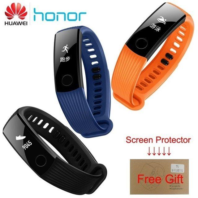 Huawei Honor Band 3 Smart Wristband Real-time Heart Rate