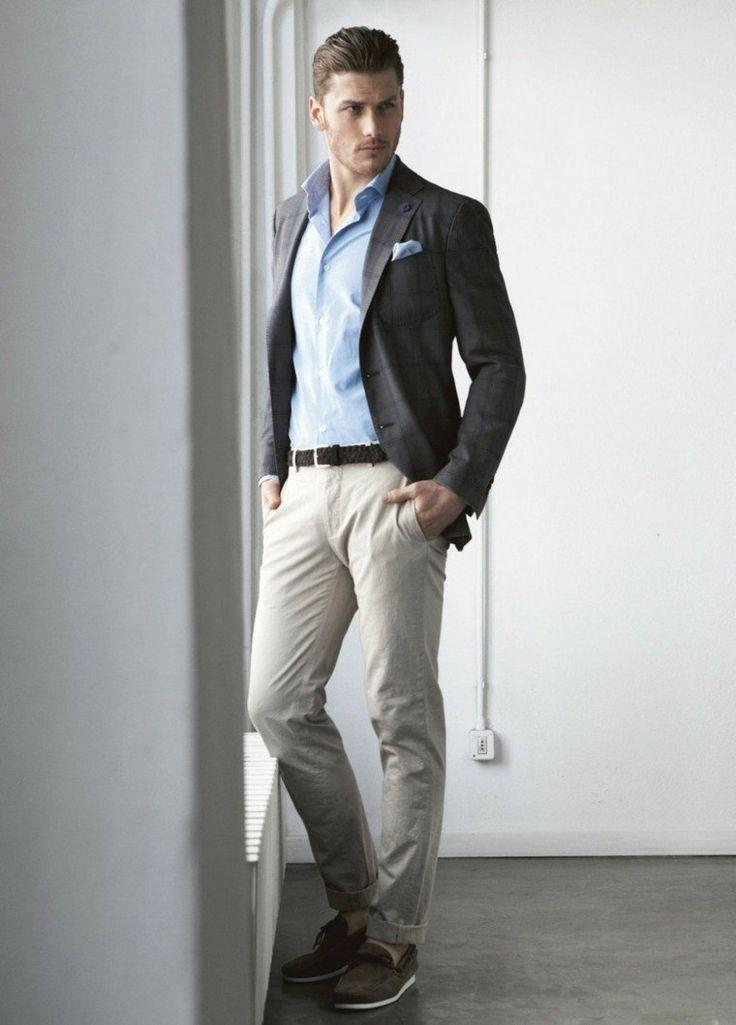 tenue chic d contract e pour homme pour tre dans l 39 air du temps mode pinterest tenues. Black Bedroom Furniture Sets. Home Design Ideas