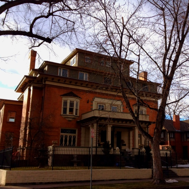 1000+ Images About Denver Historic Homes On Pinterest
